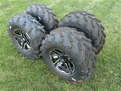 Carlisle Polaris ATV Tires and Rims