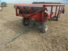 Farm Hand Power Box Feeder Wagon