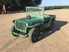 1943 Ford PU Jeep