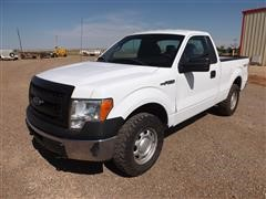 2014 Ford F150 XLT 4x4 Pickup