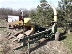John Deere 3800 Pull Type Silage Cutter