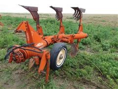 Case 3 Pt 3 Bottom Hydraulic Roll Over Plow