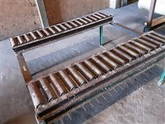 TR54 Homemade Twin Roller Table