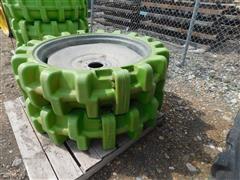 RhinoGator 11.2-38 Pivot Wheels & Poly Tires