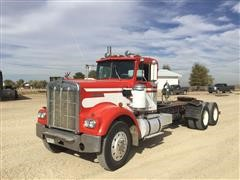 1969 Kenworth W900 T/A Tractor