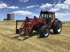 1991 Case IH 5140A MFWD Tractor