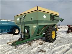 J&M 600 Grain Cart