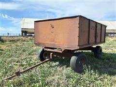 Stan-Hoist Hydraulic Dump Wagon