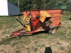 Soil Mover M-140 Feeder Wagon
