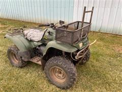 2003 Kawasaki 360 Prairie 4 Wheeler ATV