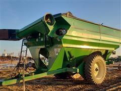 2013 J&M 1151-22 Grain Cart