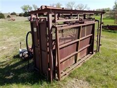 Bowman Hydro Vat Cattle Chute