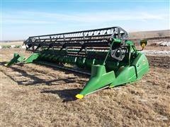 2014 John Deere 625F Hydra Flex Sickle Head