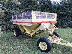 2 Compartment Gravity Wagon