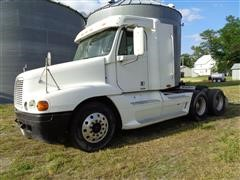 2001 Freightliner FLC120 Century Classic T/A Day Cab Truck Tractor