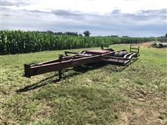 1981 Gold Nugget 12 Combine Trailer