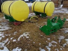 Agri-Products Saddle Tanks
