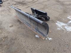 "2013 Bobcat 96"" Hydraulic Angle Snow Blade"