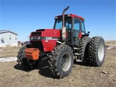 1987 Case IH 3594 MFWD Tractor