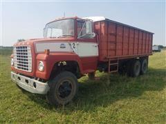 1979 Ford LN800 T/A Grain Truck