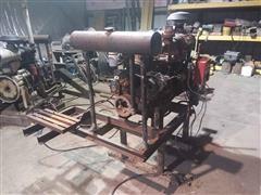 Isuzu 6BG1TQW Diesel Power Unit