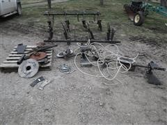 Yetter Fertilizer Coulters & Toolbar