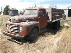 1949 Ford F-6 Grain Truck