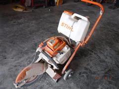 Stihl T5 760 AV Gas Powered Concrete Saw