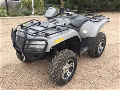2010 Arctic Cat 550S ATV