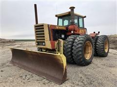 1981 Versatile 875 4WD Tractor W/ Blade