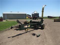John Deere 3960 Silage Chopper