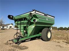 2000 J&M 875-16 Grain Cart