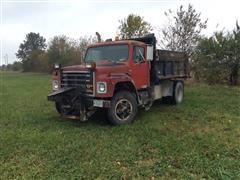 1987 International 1954 S/A Dump Truck