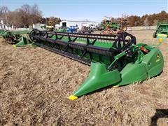 2015 John Deere 630F HydraFlex Platform Head