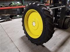 BKT Agrimax 320/85R38 Tire & Rim