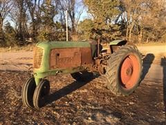 1940 Oliver Row Crop 70 KD 2WD Tractor
