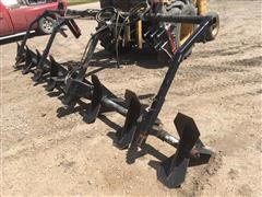 Lofquist Welding 8R30 Hydraulic Down Corn Reel