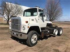 1985 Ford LN9000 T/A Truck Tractor