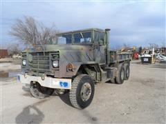 1984 A M General M923 Military Truck