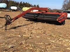 Case IH 8380 Windrower