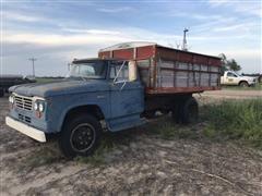 1963 Dodge 500 Grain Truck