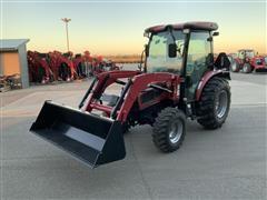 2015 Mahindra 3540P PST MFWD Compact Utility Tractor