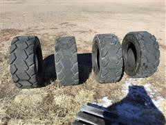 Samson Heavy Duty 12-16.5 Skid Steer Tires