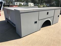 2016 Omaha Standard-Palfinger 108DV54VT Utility Truck Body