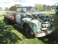 1954 Chevolet 6400 Flatbed Truck