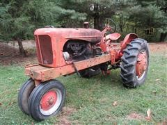 1952 Allis Chalmers WD 2WD Tractor