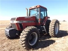 1996 Case International 7240 Magnum Tractor