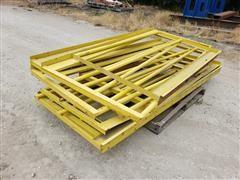 Yellow Safety Rails