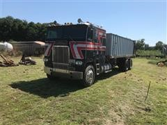 1977 Freightliner T/A Grain Truck