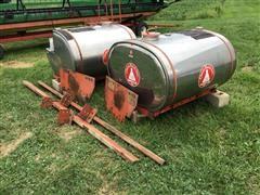 Chem-Farms Saddle Tanks